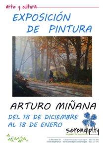 Serendípity Arturo Miñana Salamanca Diciembre 2017 Enero 2018