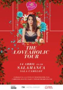 Camelot Ruth Lorenzo Salamanca Abril 2018