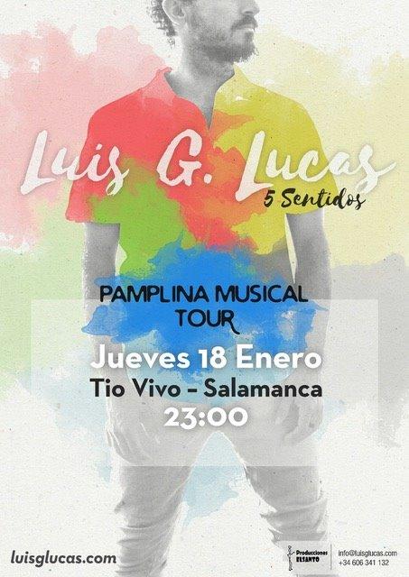 Tío Vivo Luis G. Lucas Salamanca Enero 2018