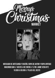 Macondo Merrys Christmas Market Salamanca Enero 2018