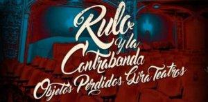 Sánchez Paraíso Rulo y La Contrabanda Salamanca Marzo 2018
