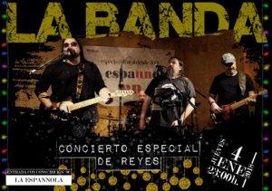 La Espannola La Banda Salamanca Enero 2018