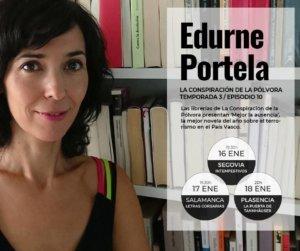 Letras Corsarias Edurne Portela Salamanca Enero 2018