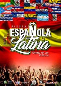 The Irish Theatre Fiesta Española & Latina Salamanca Enero 2018
