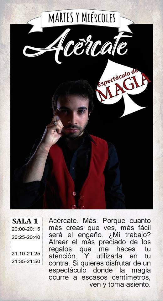 La Malhablada Acércate Salamanca Enero 2018