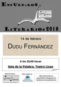 Teatro Liceo Eduardo Fernández Pentadrama Salamanca Febrero 2018
