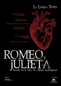 Espacio __Almargen La Lengua Teatro Romeo y Julieta Salamanca Enero 2018