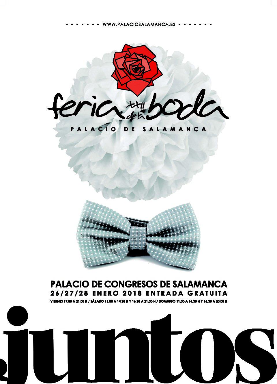 Palacio de Congresos y Exposiciones XXII Feria de la Boda Salamanca Enero 2018