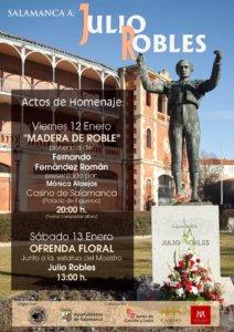 Salamanca a Julio Robles Enero 2018