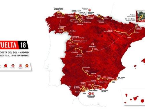 Almendra, Béjar, La Covatilla, La Hoya, Ledesma… La Vuelta Ciclista a España regresará a Salamanca en 2018.