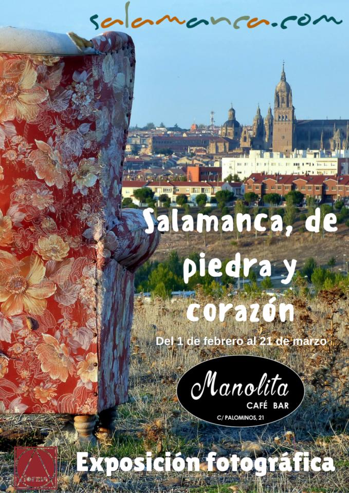 Manolita Café Bar Salamanca.com Salamanca de piedra y corazón Febrero 2018