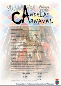 Villamayor de Armuña Fiesta de las Candelas y Carnaval 2018