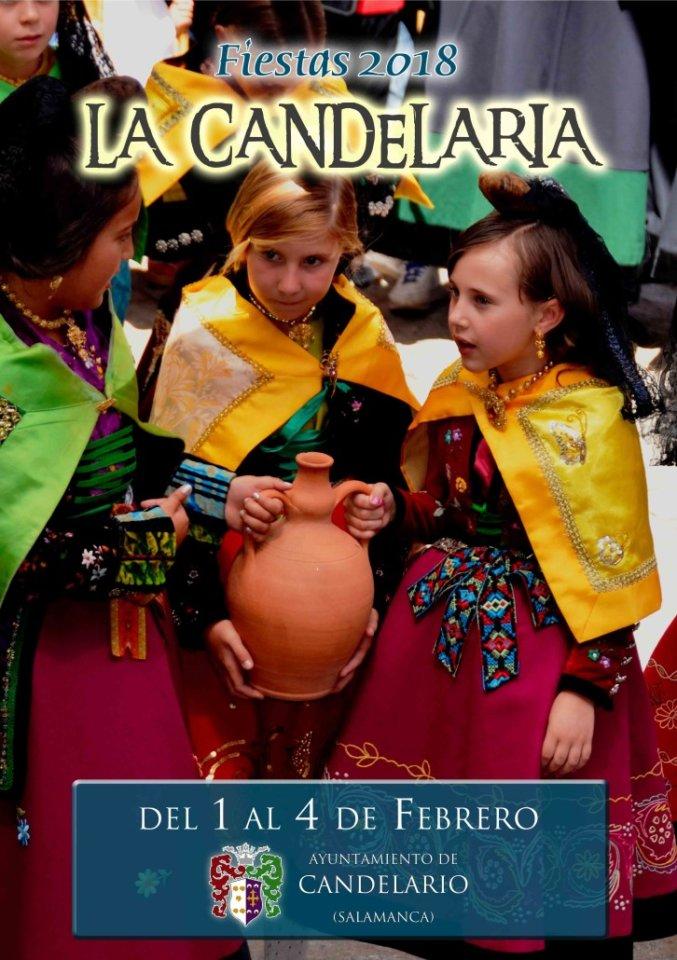 Candelario Fiesta de la Candelaria Febrero 2018