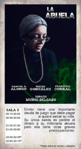 La Malhablada La abuela Salamanca Febrero 2018