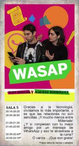 La Malhablada Wasap Salamanca Enero 2018
