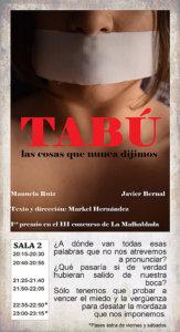 La Malhablada Tabú Salamanca Febrero 2018