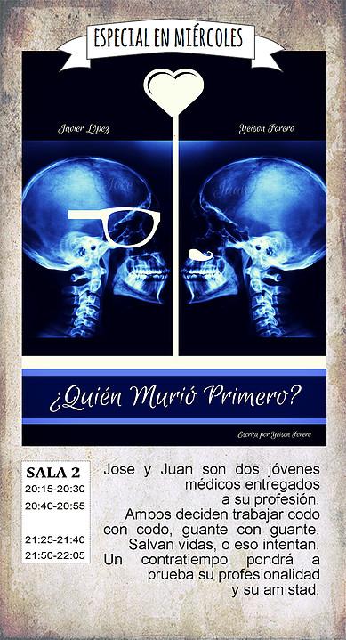 La Malhablada Quién murió primero Salamanca Febrero 2018