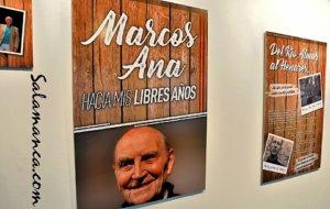 Facultad de Geografía e Historia Marcos Ana Hacia mis libres años CCOO Salamanca Enero 2018