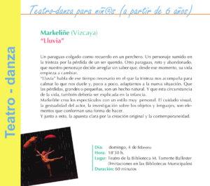 Torrente Ballester Markeliñe Lluvia Salamanca Febrero 2018
