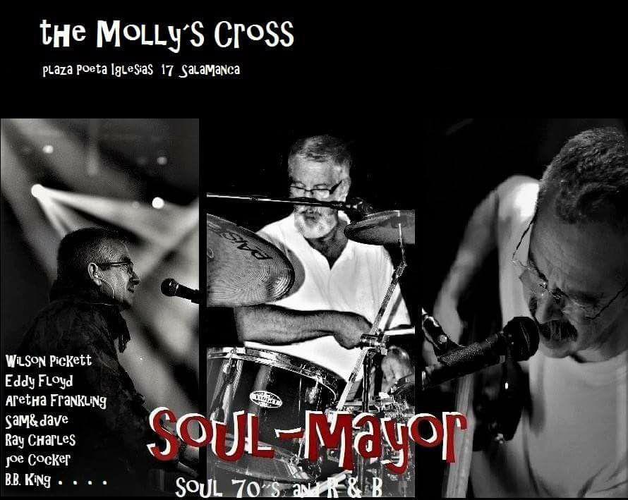 The Molly's Cross Soul Mayor Salamanca Febrero 2018