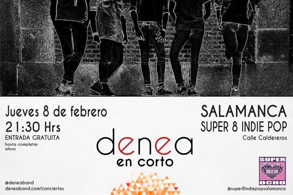 Super 8 Denea en Corto Febrero 2018