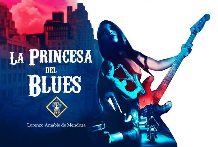 Music Factory La princesa del blues Salamanca Febrero 2018