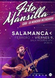 Sala Micenas Adarsa Fito Mansilla Salamanca Febrero 2018
