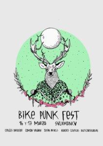 Trece Monos II Bike Punk Fest Salamanca Marzo 2018