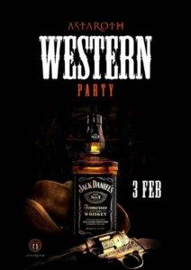 Astaroth Western Party Salamanca Febrero 2018