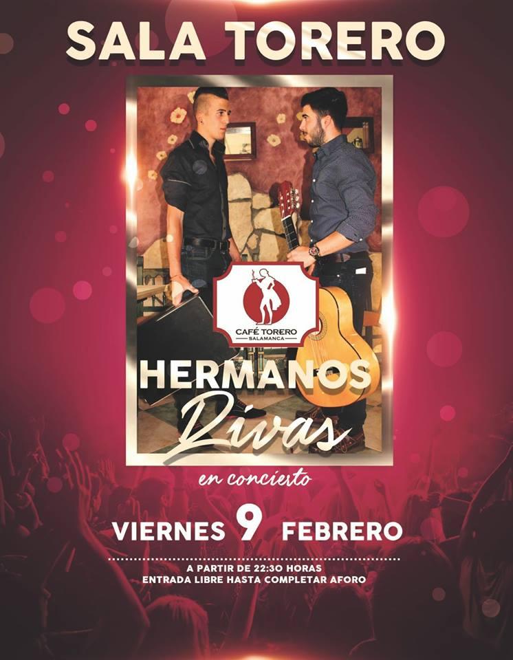 Sala Torero Hermanos Rivas Salamanca Febrero 2018