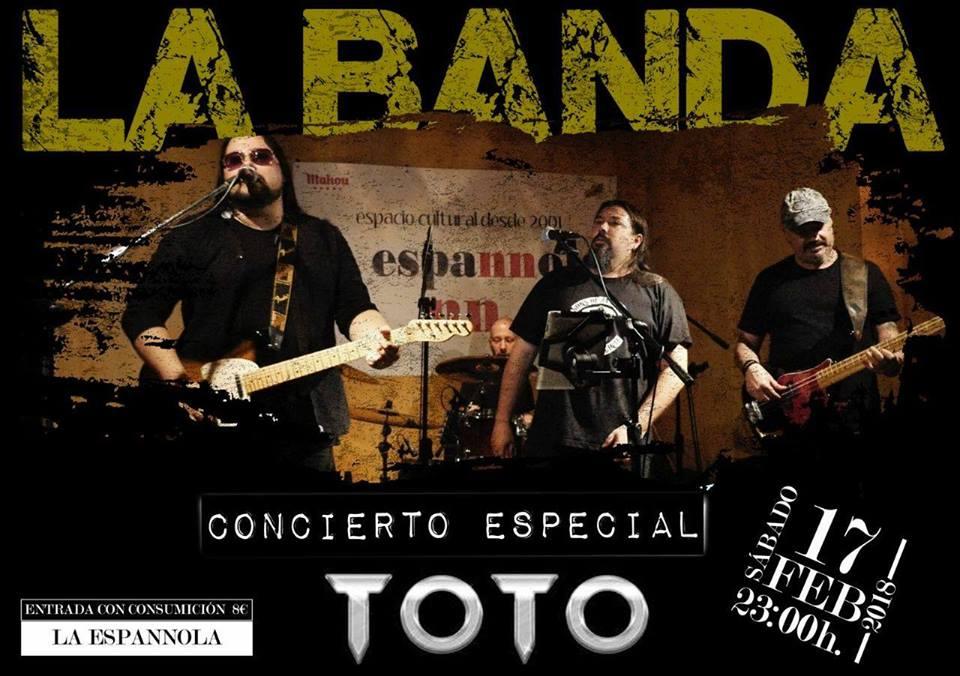La Espannola La Banda Salamanca Febrero 2018