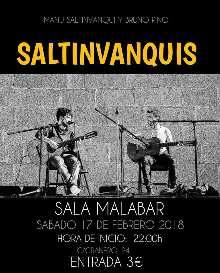 Malabar Saltinvanquis Salamanca Febrero 2018