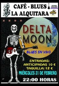 La Alquítara Delta Moon Béjar Febrero 2018