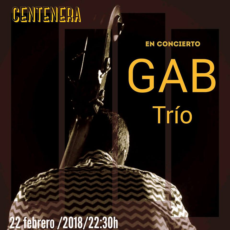Centenera Gab Trío Salamanca Febrero 2018