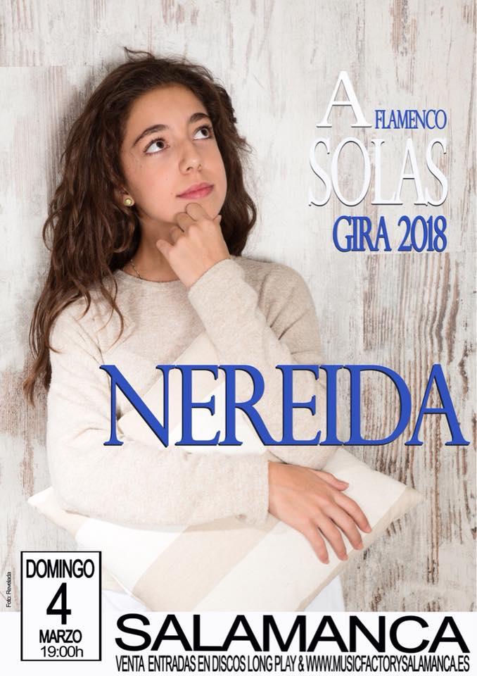 Music Factory Nereida Salamanca Marzo 2018