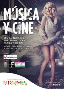 Centro Comercial El Tormes Desfile Música y Cine Santa Marta de Tormes Febrero 2018