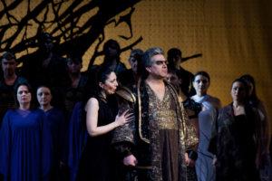 Teatro Liceo Ópera Nacional de Moldavia Norma Salamanca Marzo 2018