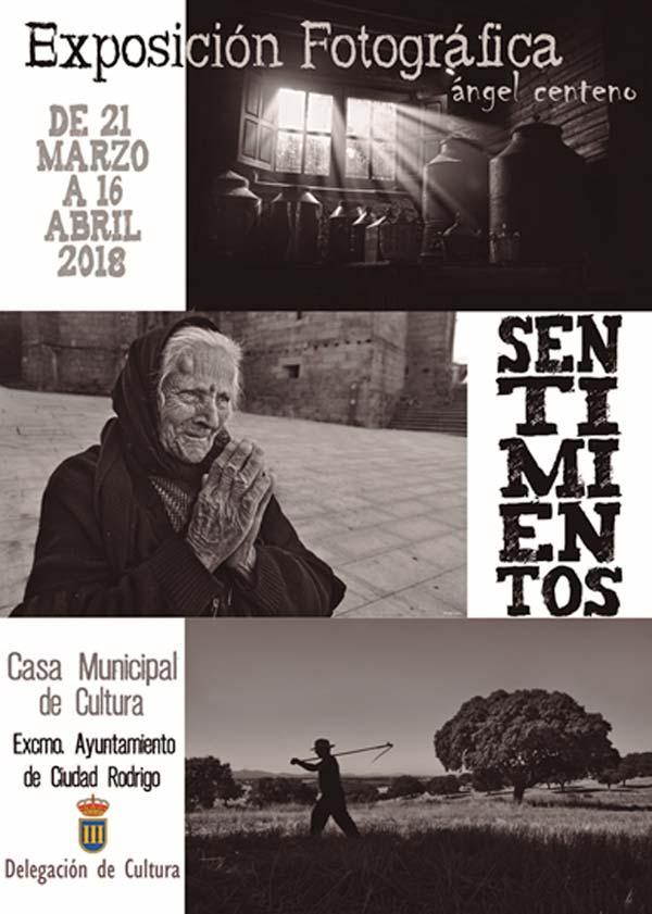 Casa Municipal de Cultura Sentimientos Ciudad Rodrigo Marzo abril 2018