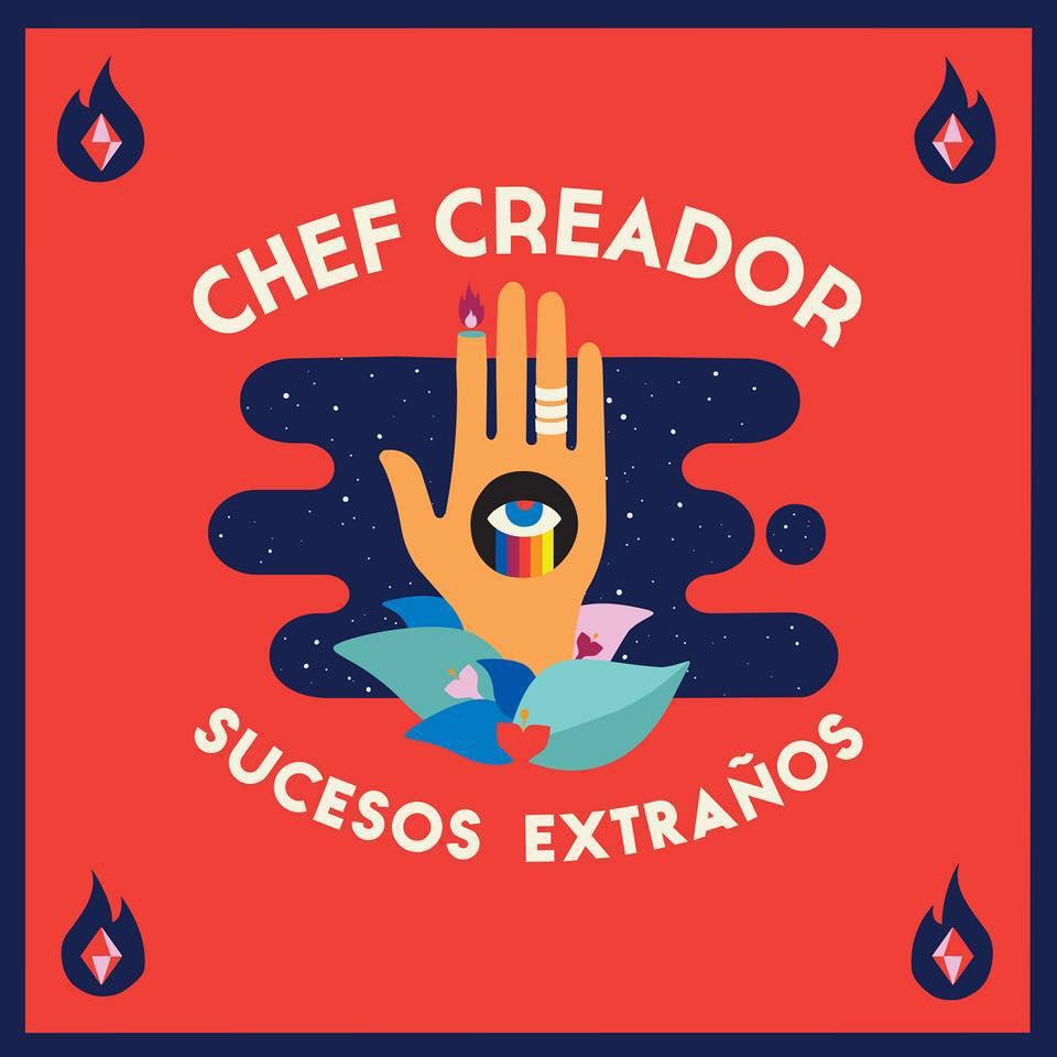 Centro de las Artes Escénicas y de la Música CAEM Chef Creador + El Lado Oscuro de la Broca Conciertos Sala B Salamanca Marzo 2018