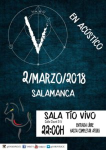 Tío Vivo Varo Salamanca Marzo 2018