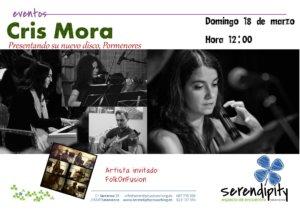 Serendípity Cris Mora Salamanca Marzo 2018