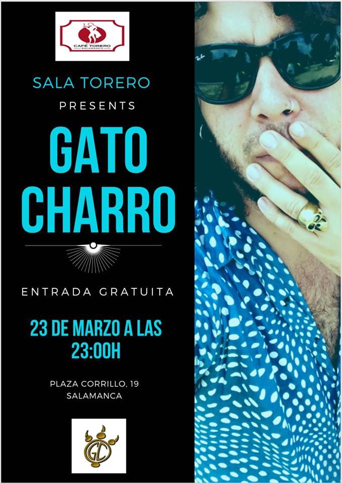 Sala Torero Gato Charro Salamanca Marzo 2018