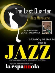La Espannola The Last Quarter Salamanca Marzo 2018.