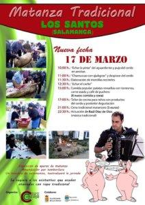 Los Santos Matanza Tradicional Marzo 2018