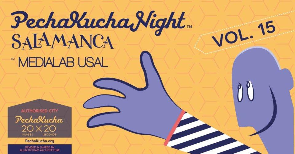 Peñuelas XV PechaKucha Night Medialab Usal Salamanca Marzo 2018