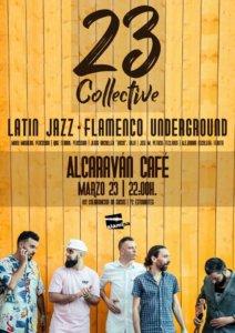 El Alcaraván 23 Collective ALAMISA Salamanca Marzo 2018