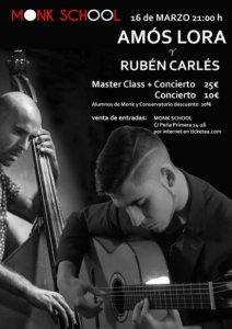 Monk Amós Lora y Rubén Carlés Salamanca Marzo 2018