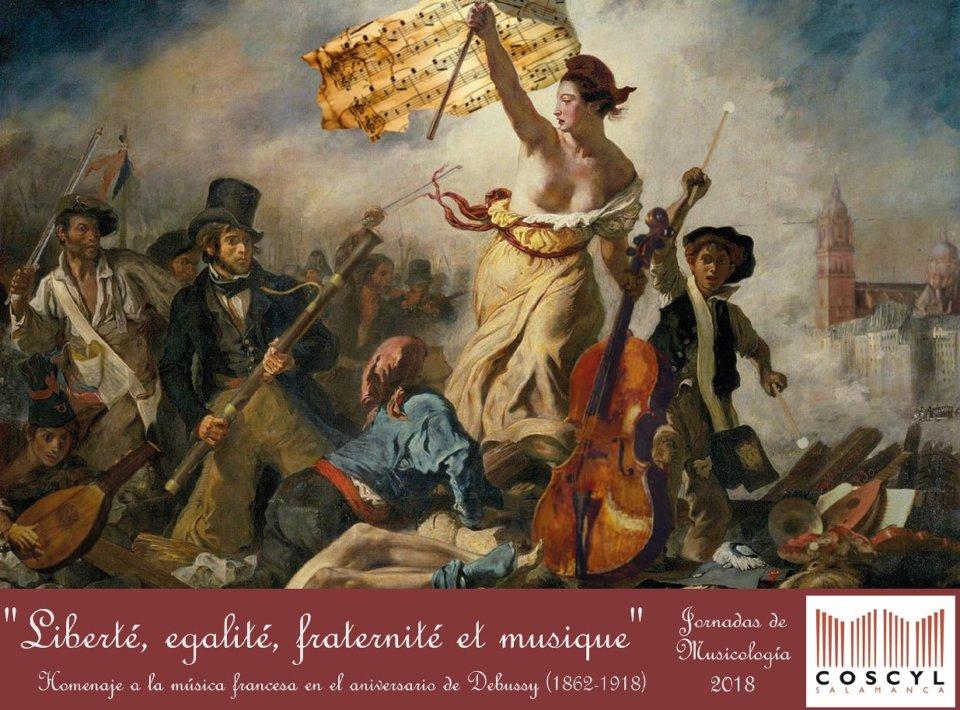 Conservatorio Superior de Música de Castilla y León COSCYL Jornadas de Musicología 2018 Salamanca Marzo