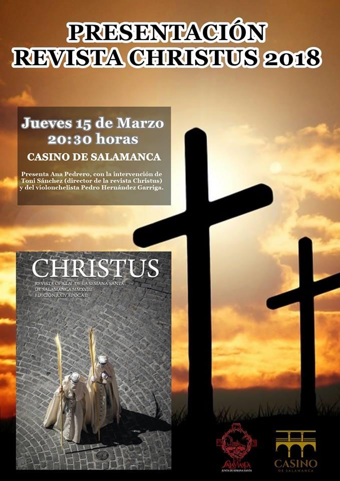 Casino de Salamanca Christus 2018 Marzo