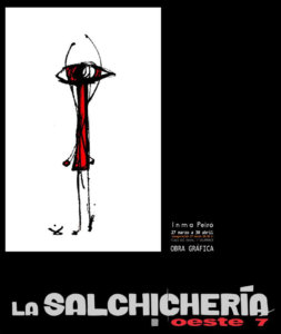 La Salchihería Oeste 7 Inma Peiró Salamanca Marzo abril 2018